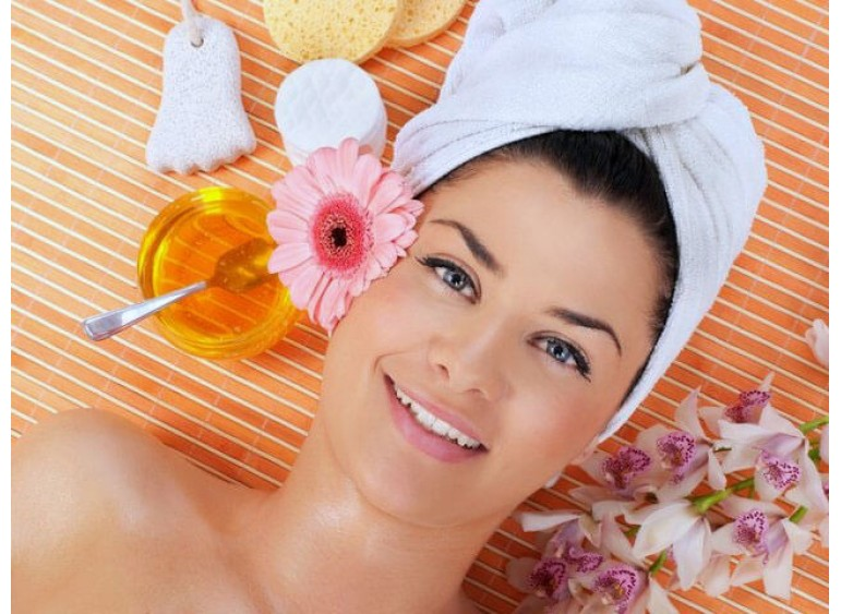 Face masks - rejuvenating and caring