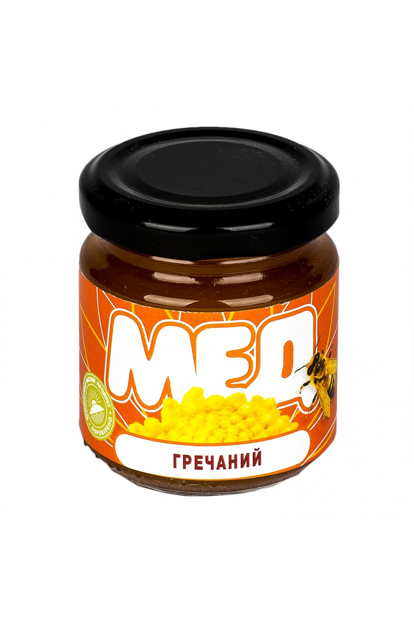 Мед Гречишный, 0,05 кг (стекло)