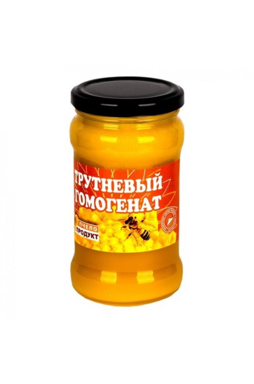 Трутневое молочко, консервированное медом, 400 мл