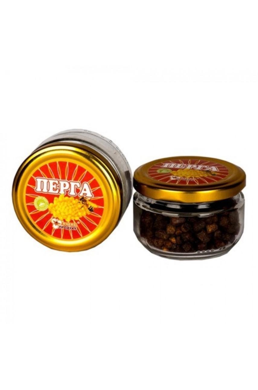 Перга (пчелиный хлеб) в банке, 50 г