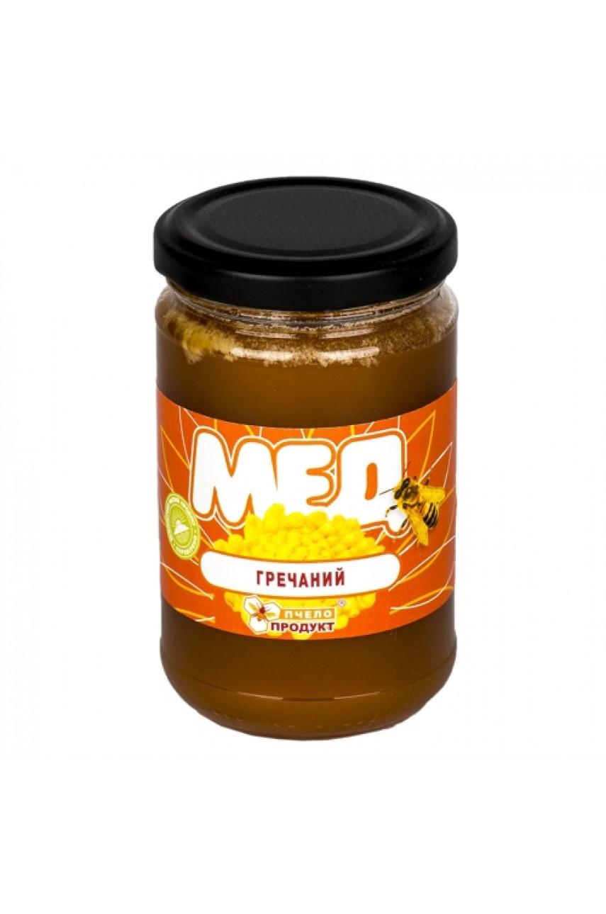 Мед Гречишный, 0,4 кг (стекло)