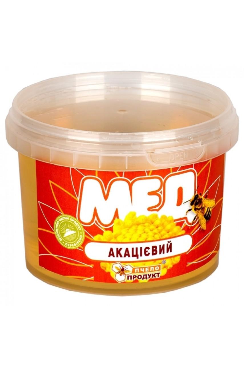 Мед Акациевый, 0,5 кг (пластик)
